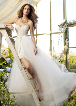 Tara Keely Bridal Dresses Style 2210 by JLM Couture, Inc.
