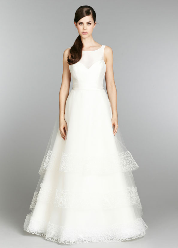 Tara Keely Bridal Gowns, Wedding Dresses Style tk2356 by JLM Couture, Inc.