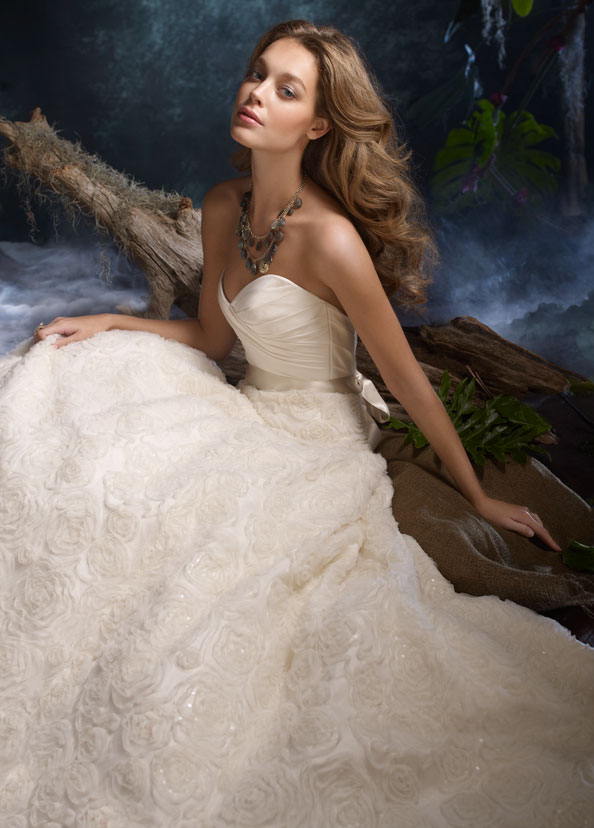 Tara Keely Bridal Gowns, Wedding Dresses Style tk2108 by JLM Couture, Inc.