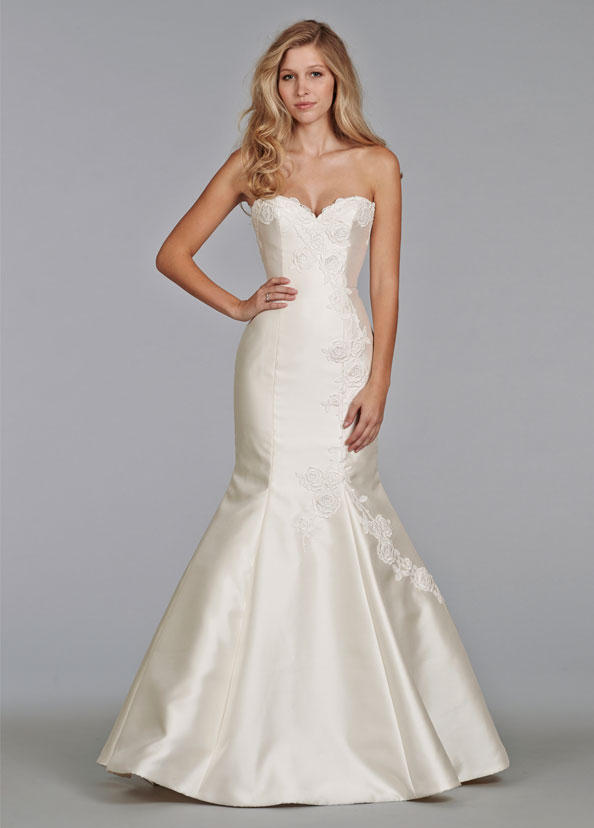 Tara Keely Bridal Gowns, Wedding Dresses Style tk2405 by JLM Couture, Inc.