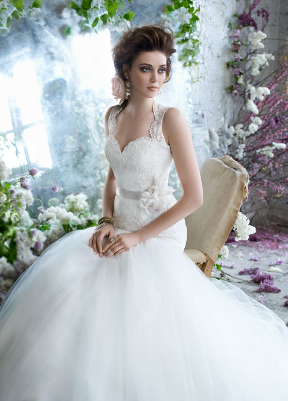 Tara Keely Bridal Gowns, Wedding Dresses Style tk2258 by JLM Couture, Inc.