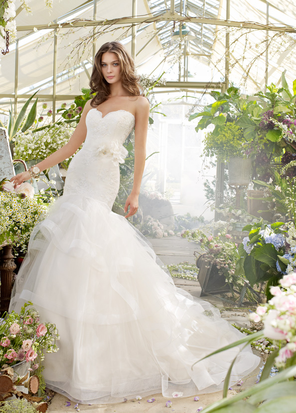 Tara Keely Bridal Gowns, Wedding Dresses Style tk2200 by JLM Couture, Inc.