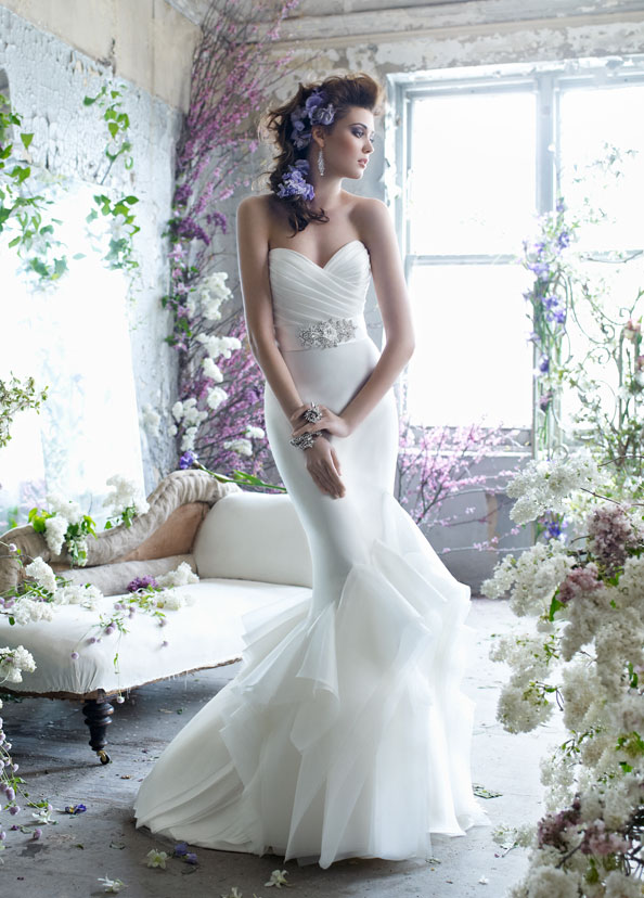 Tara Keely Bridal Gowns, Wedding Dresses Style tk2259 by JLM Couture, Inc.