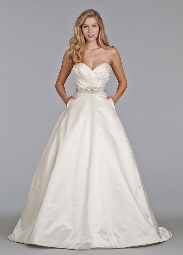 Tara Keely Bridal Gowns, Wedding Dresses Style tk2412 by JLM Couture, Inc.