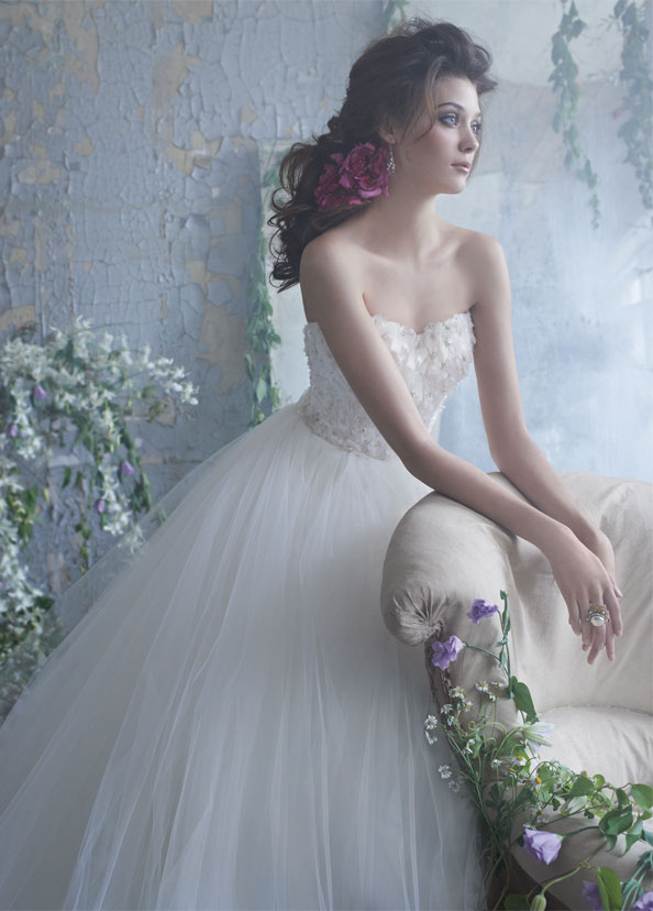Tara Keely Bridal Gowns, Wedding Dresses Style tk2303 by JLM Couture, Inc.