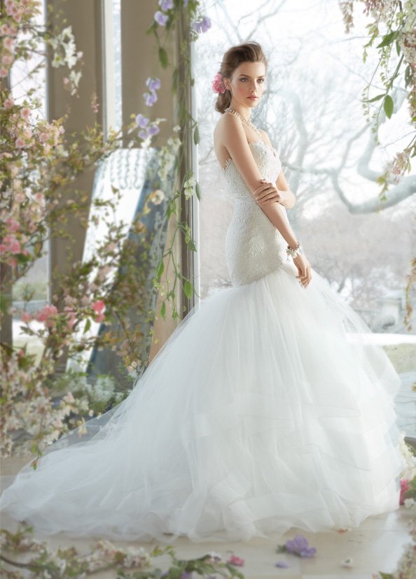 Tara Keely Bridal Gowns, Wedding Dresses Style tk2400 by JLM Couture, Inc.
